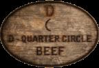D Quarter Circle Beef